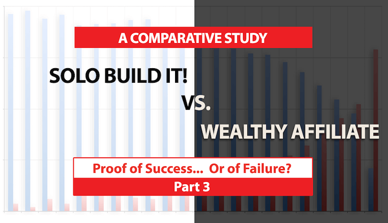 Solo Build It's comparative study with Wealthy Affiliate