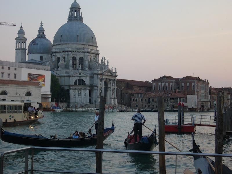 Wendy Buckingham in Venice